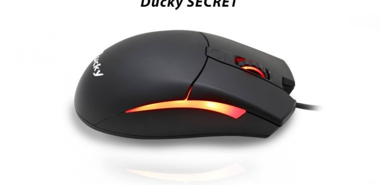 Ducky Channel Secret um review do mouse do pato!