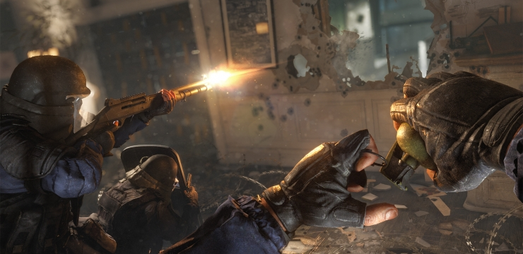 Tom Clancy's Rainbow Six Siege – Gameplay Episódio 2