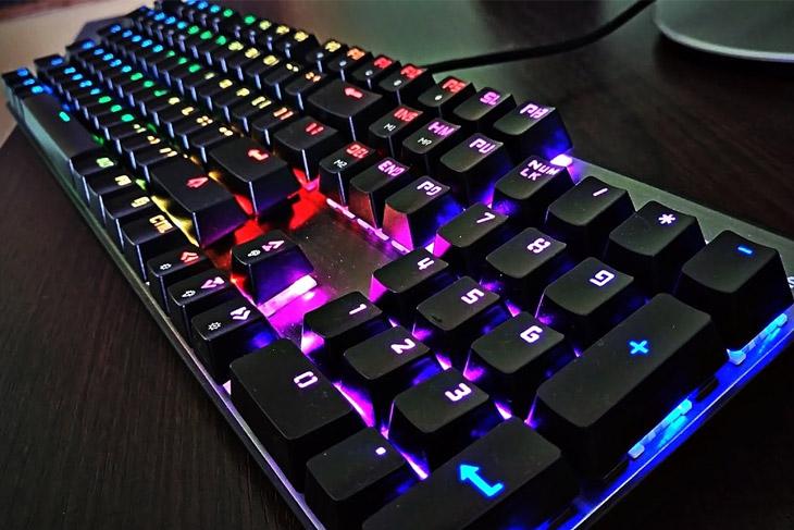 teclado mecanico