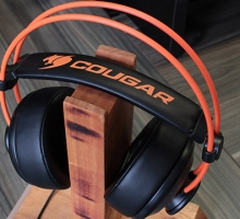 [VÍDEO] Review: Headset Cougar Immersa, decente e barato!