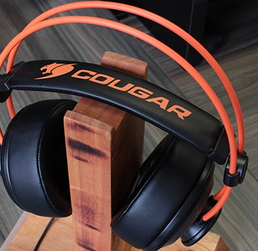 [VÍDEO] Review: Headset Cougar Immersa, bom e barato!