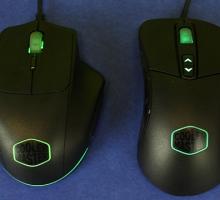 Review: Cooler Master MasterMouse MM520 e MM530, a renovação dos mouses clássicos da marca