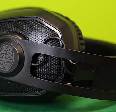Review: Headset Cooler Master MasterPulse MH320
