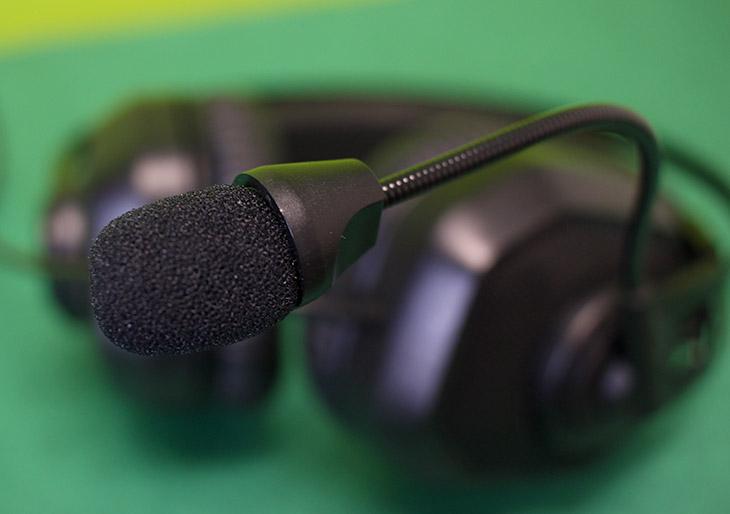 configuração para headset