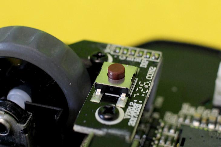 switches de troca de DPI